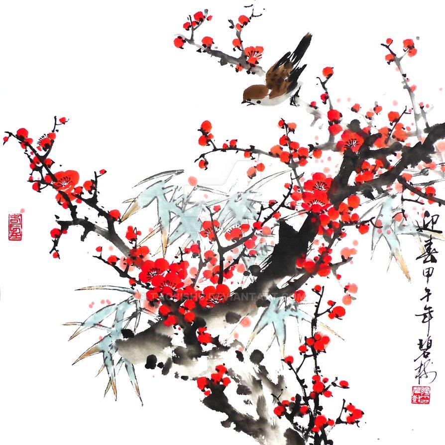 bonsai cerisier japonais