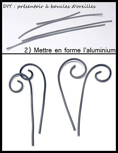 fil aluminium 4mm