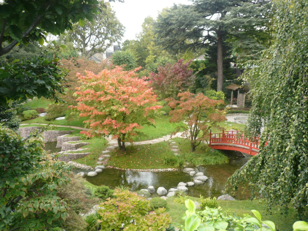 fontaine pour jardin japonais