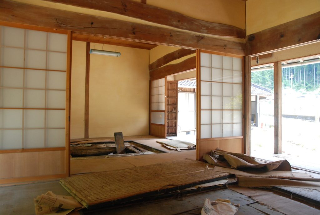 tatami japonais traditionnel