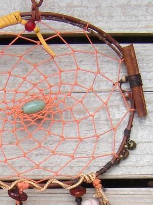 cercle en bois pour attrape reve