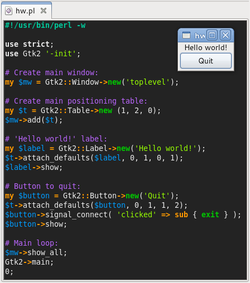 html code for hello world