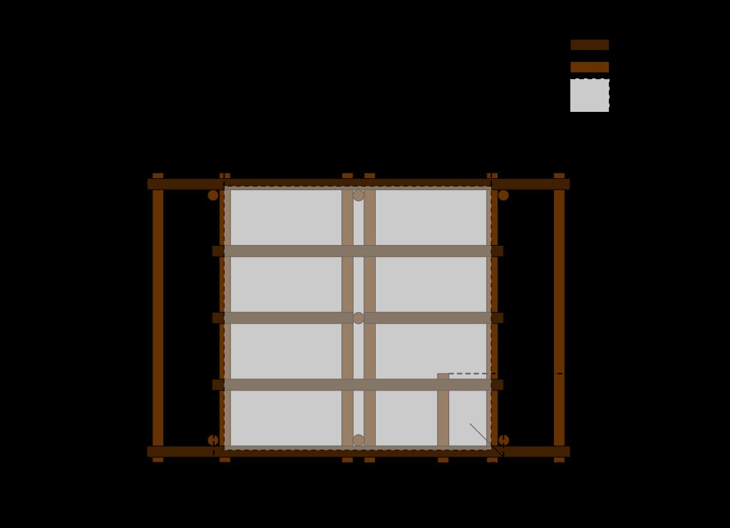 pergola en kit pour terrasse