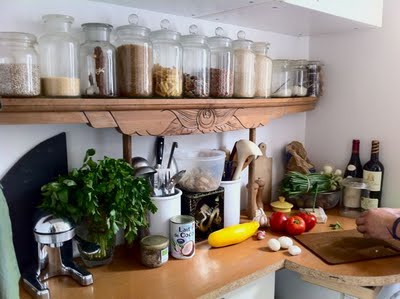 plateau tournant placard cuisine