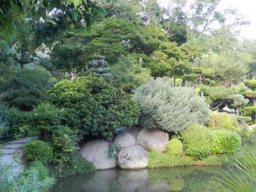 statue zen pour jardin