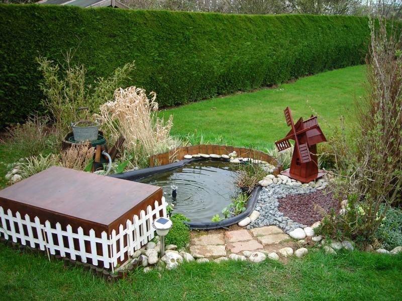 decoration de jardin exterieur