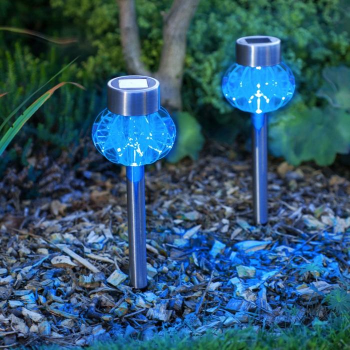 eclairage solaire led pour jardin