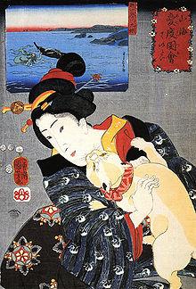 estampes japonaises images