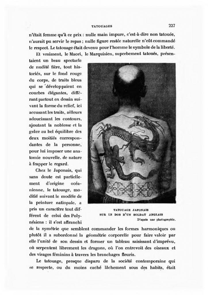 modèle tatouage homme