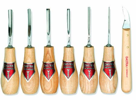 outil pour sculpter bois