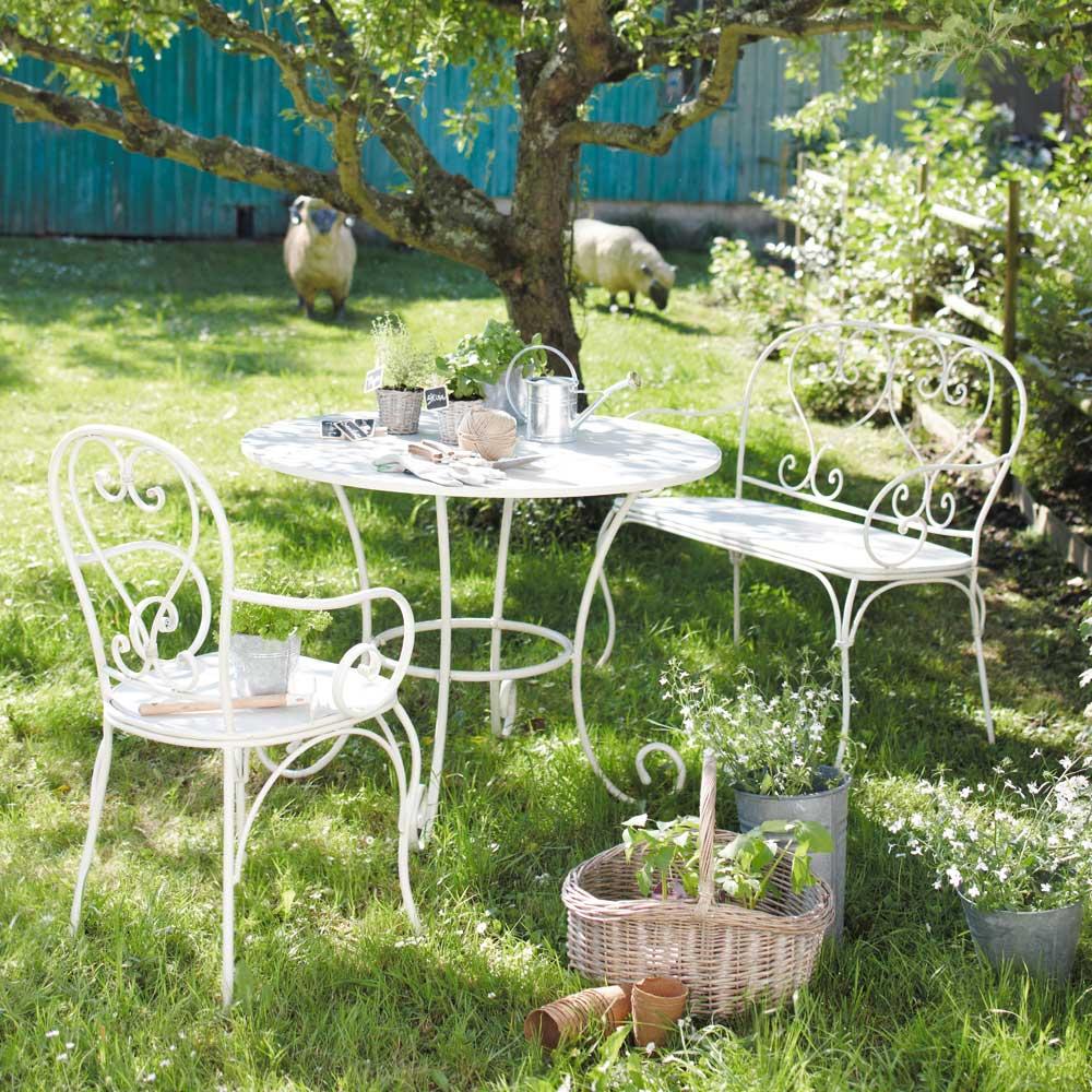 salon de jardin castorama