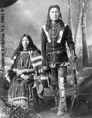 vêtements amérindiens homme