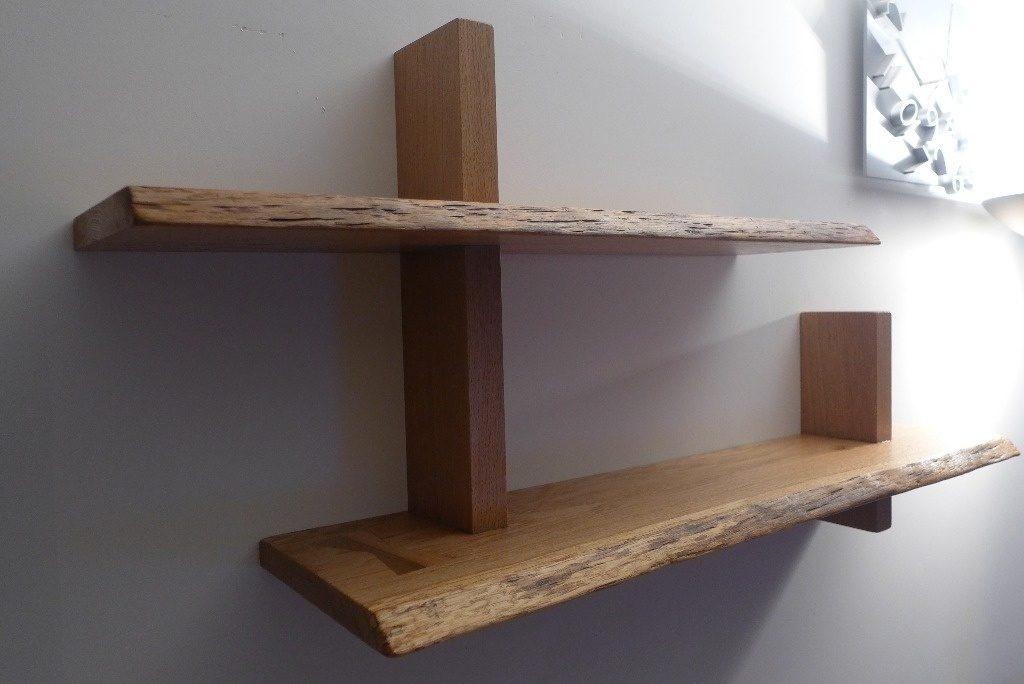 etagere pour cuisine en bois