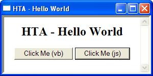 hello world html example
