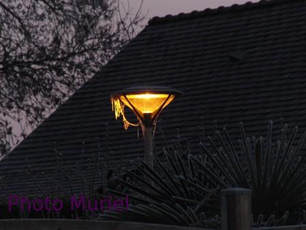 lampadaires pour jardin