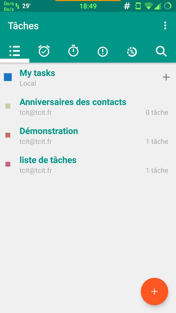 google contacts téléphone