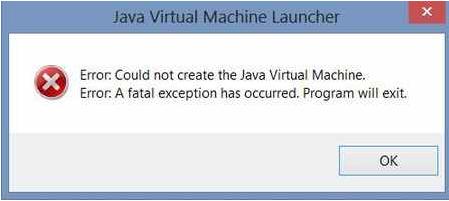 java virtual machine windows 10