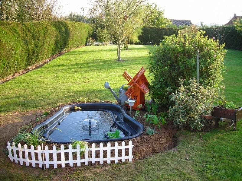 pompe a fontaine de jardin