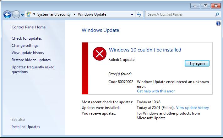 probleme java windows 10