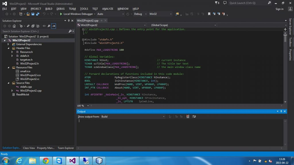 visual studio express 2017