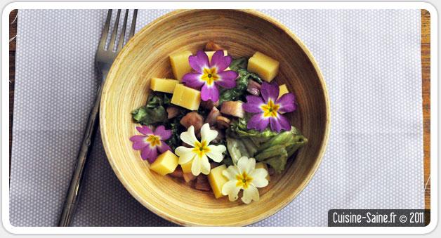 comment avoir de belle salade
