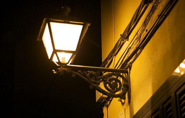 eclairage d'extérieur