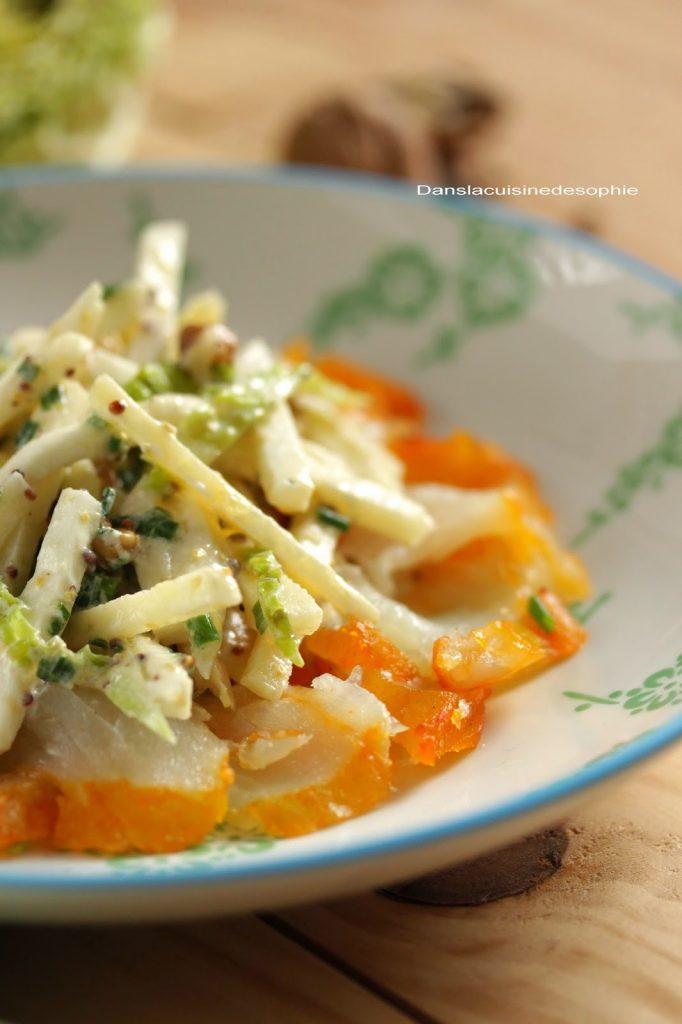 faire une salade composée