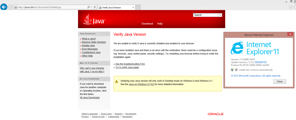 windows 10 java 64 bit