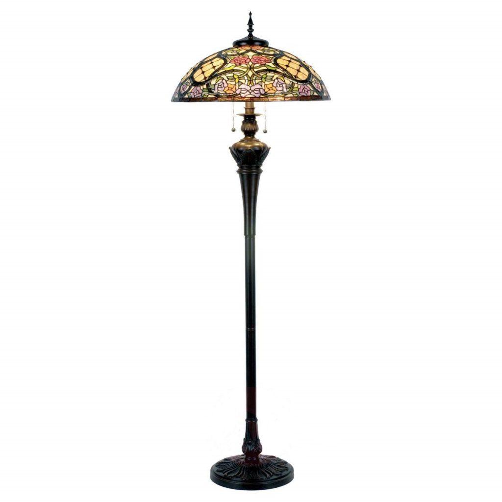 lampadaire extérieur moderne