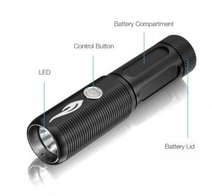 lampe de poche puissante