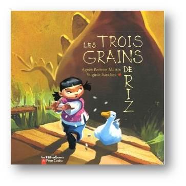 les trois grains de riz exploitation maternelle