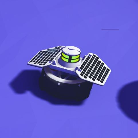 petite lumiere solaire