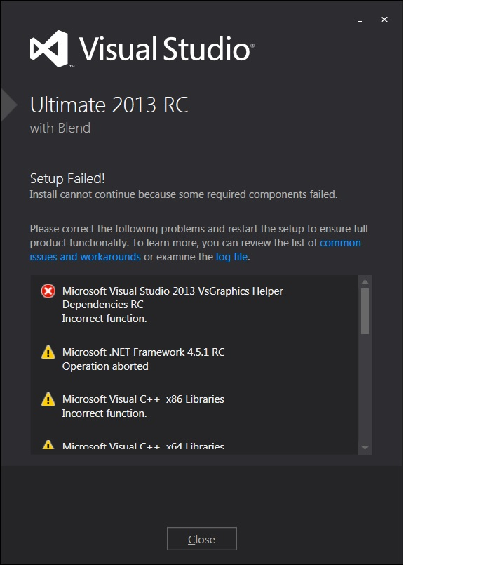 visual studio for windows 10